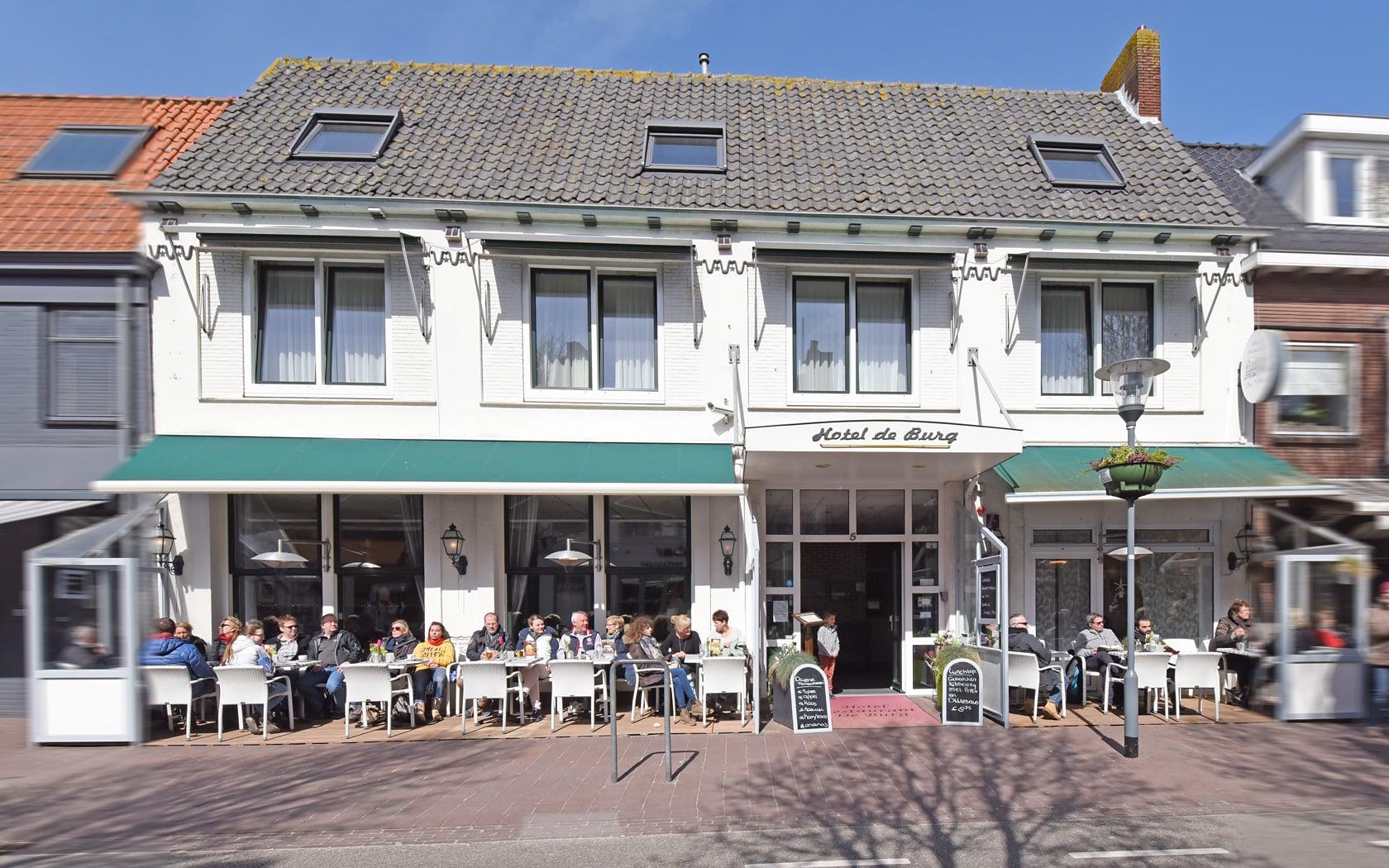 Hotel de Burg - Hotel de Burg