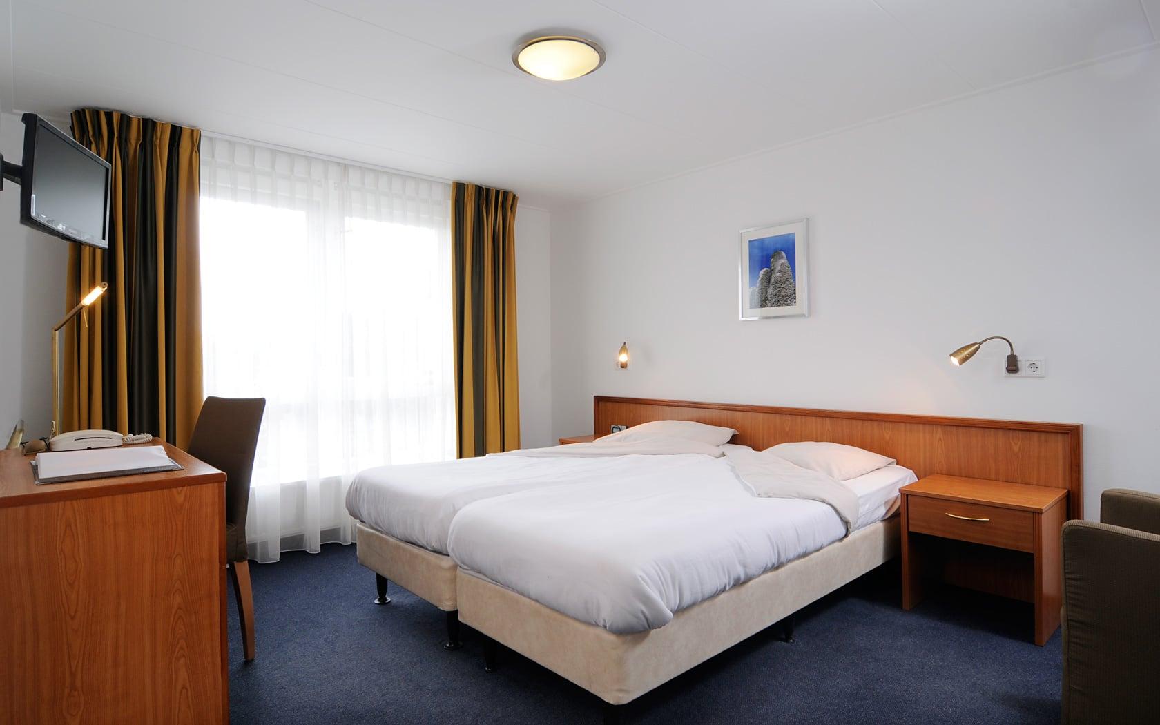 Kamers - Hotel de Burg